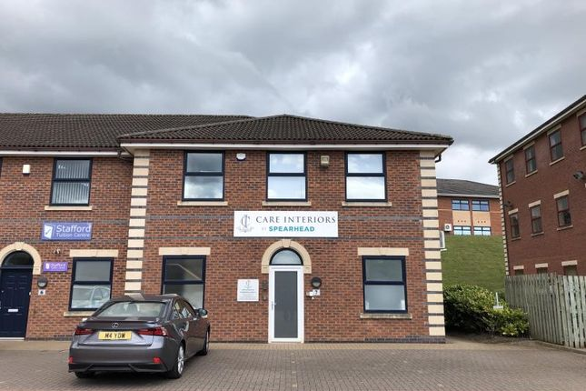 Thumbnail Office for sale in 7 Ferranti Court, Staffordshire Technology Park, Stafford