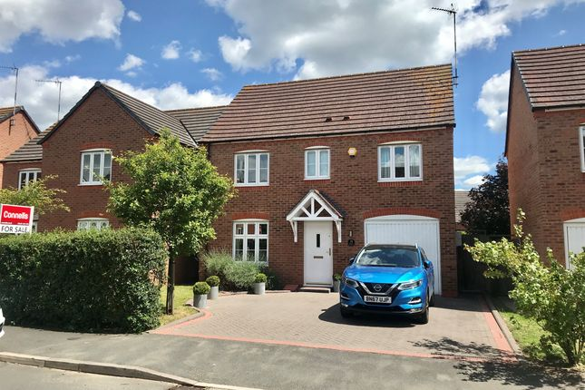 Thumbnail Detached house for sale in Farzens Avenue, Chase Meadow Square, Warwick