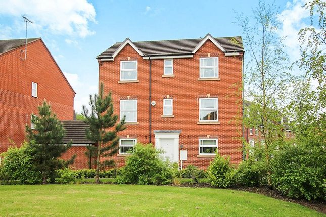 Thumbnail Detached house for sale in Thistle Drive, Huntington, Cannock