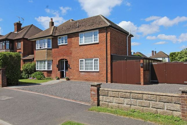 Thumbnail Detached house for sale in Culford Avenue, Totton, Southampton