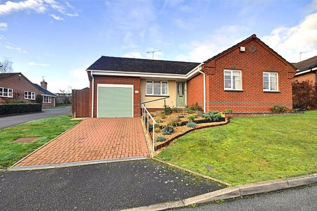 Thumbnail Bungalow for sale in Hetherington Rise, Worcester