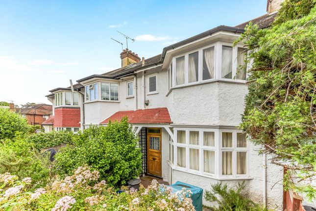 Thumbnail Terraced house for sale in Enmore Gardens, London