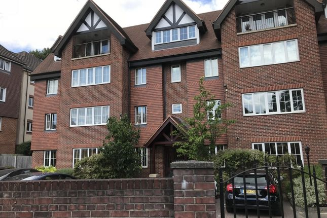 Thumbnail 2 bed flat to rent in Foxley Lane, West Purley
