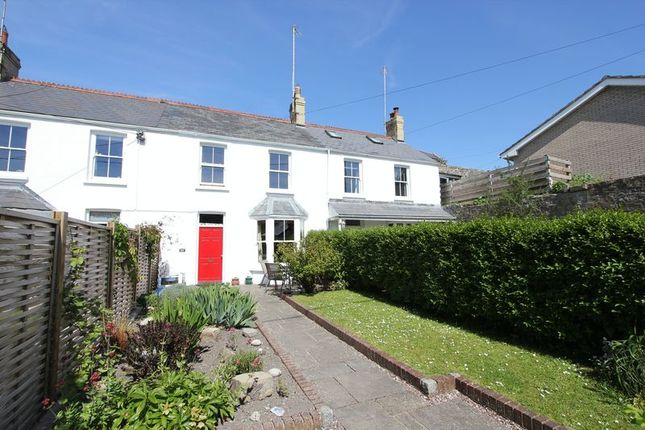 Thumbnail Terraced house for sale in College Terrace, Llantwit Major
