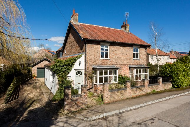 Thumbnail Detached house for sale in Braviners Row, Main Street, Alne, York