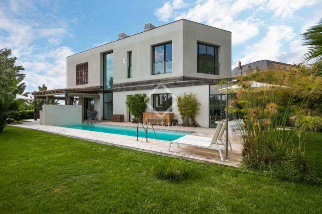 Thumbnail Villa for sale in Spain, Barcelona North Coast (Maresme), Tiana / Mas Ram, Mrs7908