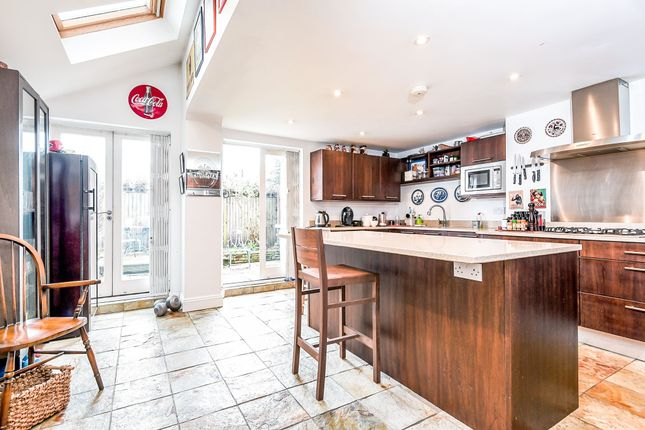 Thumbnail Terraced house for sale in Strathblaine Road, Battersea, London