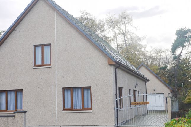 Thumbnail Detached house for sale in Lagomar Lodge Christie Place, Fochabers