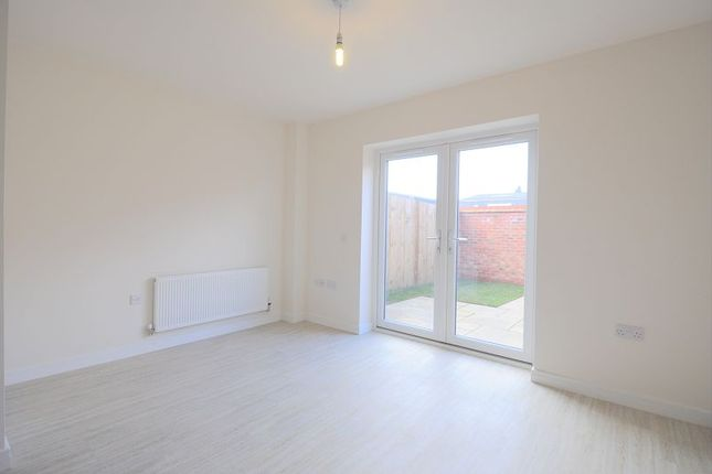 Thumbnail End terrace house to rent in Hamilton Walk, Beverley