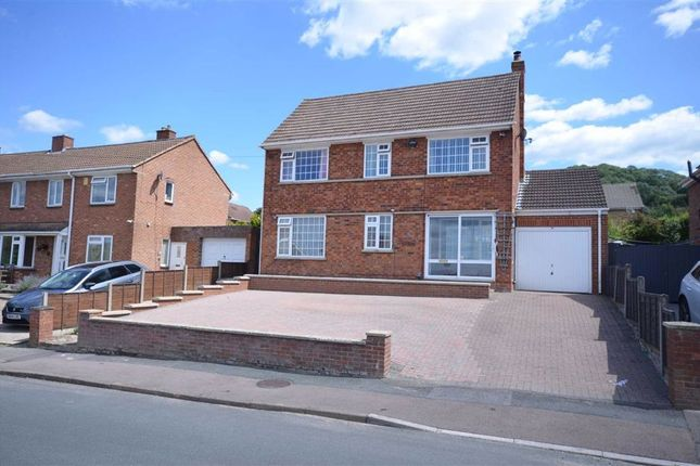 Thumbnail Detached house for sale in Campden Road, Tuffley, Gloucester