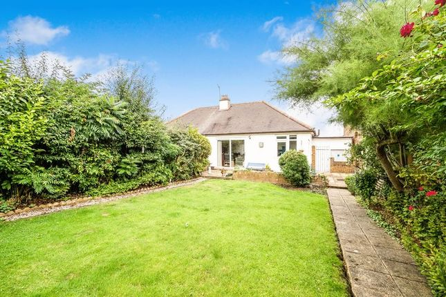 Thumbnail Semi-detached bungalow for sale in Pettits Lane North, Romford