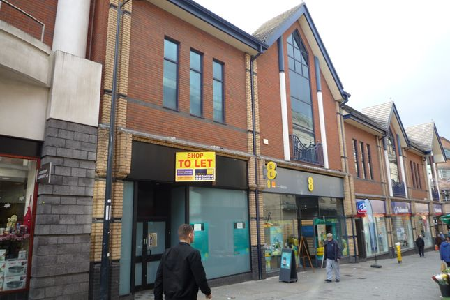 Thumbnail Retail premises to let in Albion Street, Derby