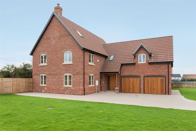 Thumbnail Detached house for sale in Kenninghall Road, East Harling, Norwich