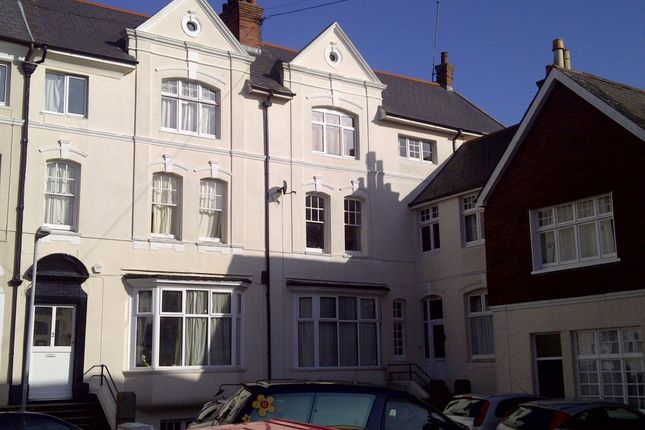 Thumbnail Town house to rent in Marlborough Road, North, Plymouth