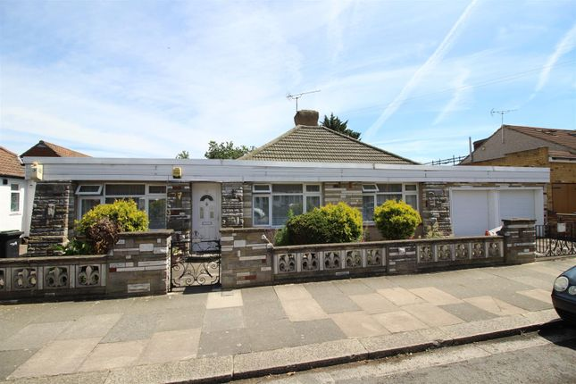Thumbnail Detached bungalow for sale in Chichester Road, Edmonton