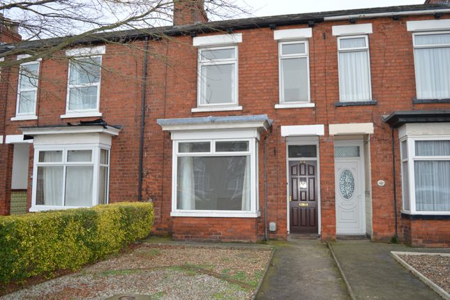 Thumbnail Terraced house to rent in Norwood, Beverley