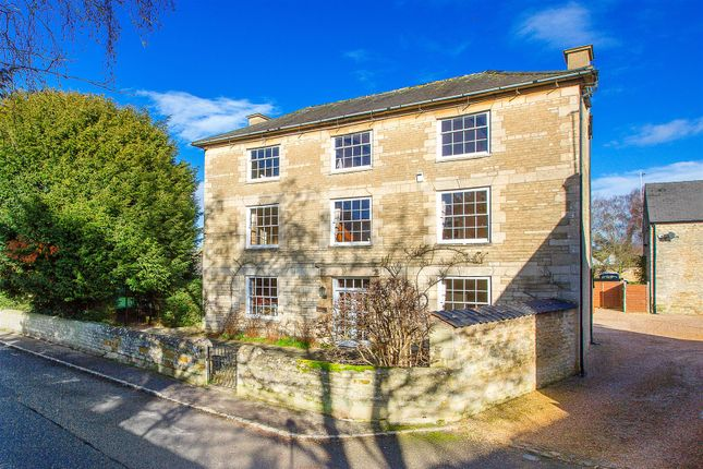Thumbnail Detached house for sale in West Street, Geddington