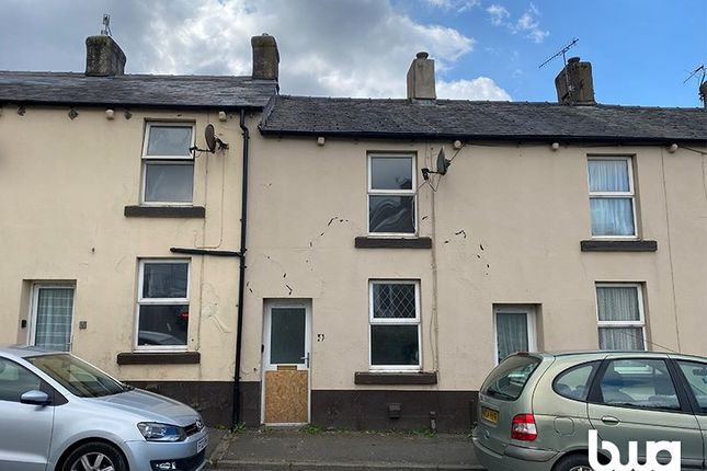 2 bed terraced house for sale in 17 Mill Street, Frizington, Cumbria CA26