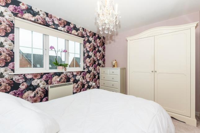 Master Bedroom of Lytham Close, Great Sankey, Warrington, Cheshire WA5