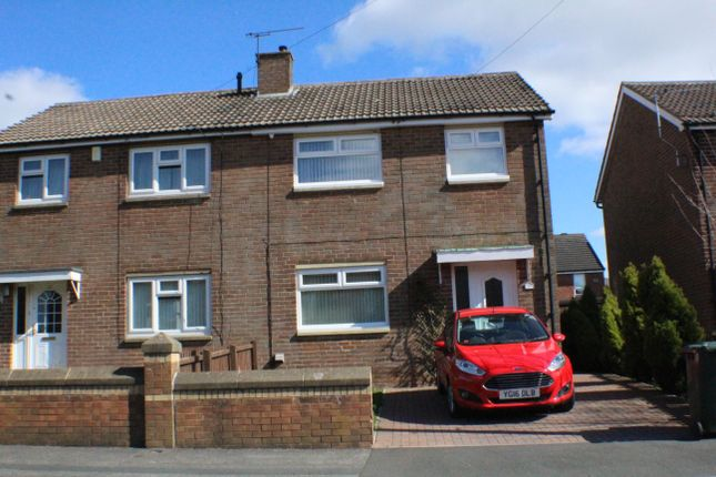 Thumbnail 2 bed semi-detached house for sale in Rochester Road, Birstall, Batley