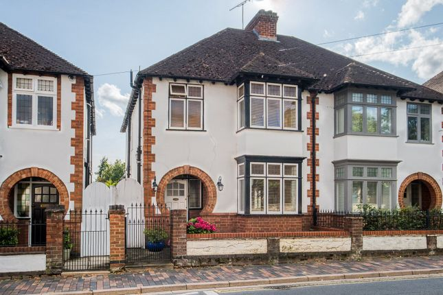 Thumbnail End terrace house for sale in Chestnut Walk, Stratford-Upon-Avon, Warwickshire