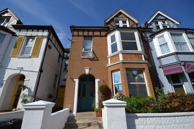 Thumbnail Maisonette to rent in Wilton Road, Bexhill On Sea