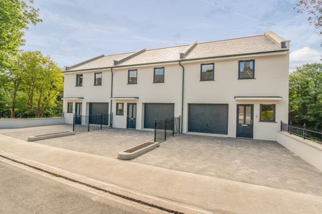 Thumbnail End terrace house for sale in 21 Fitzroy Road, Stoke, Plymouth