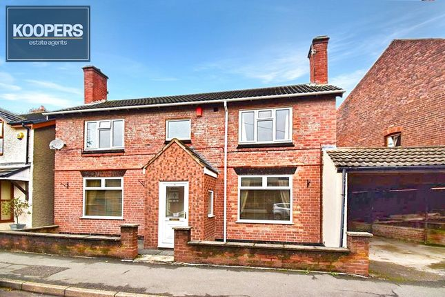 Thumbnail Detached house for sale in Charles Street, Leabrooks, Alfreton