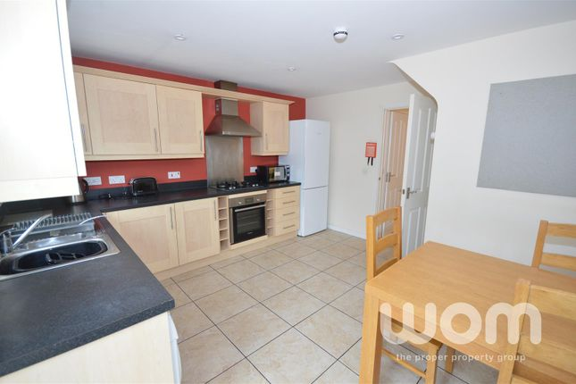 Thumbnail Property to rent in Chervil Close, Clayton, Newcastle-Under-Lyme