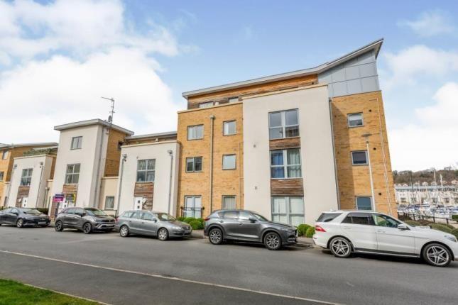 Thumbnail Flat for sale in Mizzen Court, Portishead, Bristol