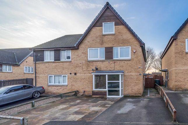 Thumbnail Semi-detached house for sale in Battye Street, Heckmondwike