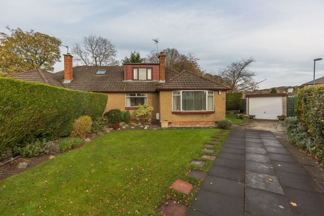 Thumbnail Semi-detached bungalow for sale in 33 Drum Brae Avenue, Edinburgh