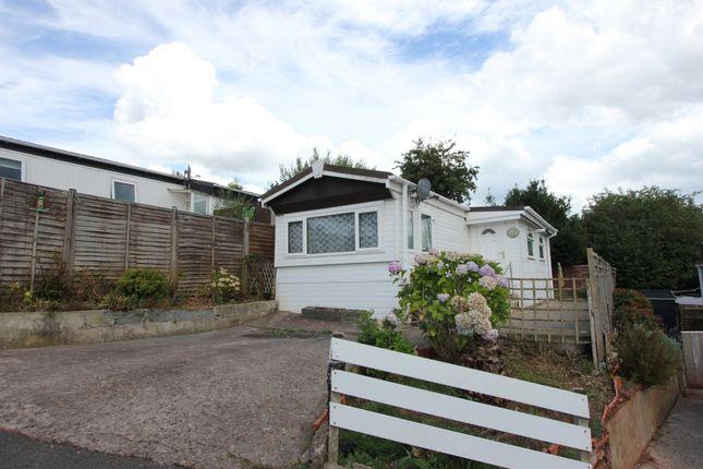 Thumbnail Mobile/park home for sale in Beechdown Park, Totnes Road, Paignton, Devon
