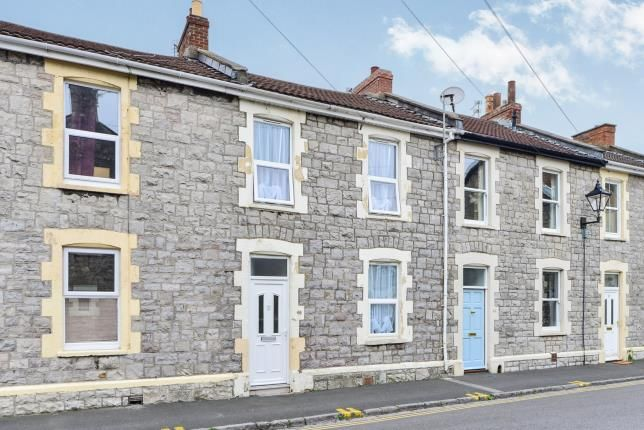 Thumbnail Terraced house for sale in Palmer Street, Weston-Super-Mare