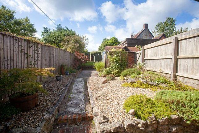 Garden of High Street, Hindon, Salisbury SP3
