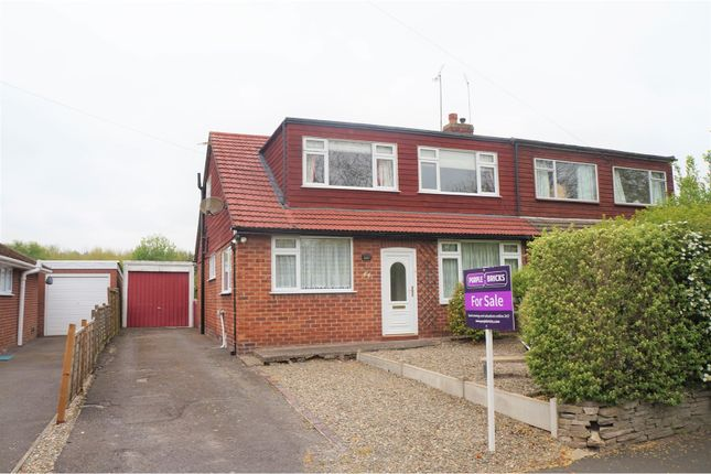 Thumbnail Semi-detached house for sale in Tilley Road, Shrewsbury