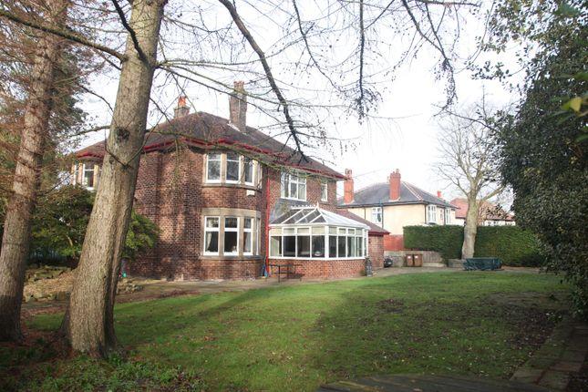 Thumbnail Detached house for sale in Hollinhurst Avenue, Penwortham, Preston