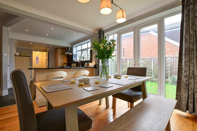 Thumbnail Detached house to rent in Links Road, Wilmslow