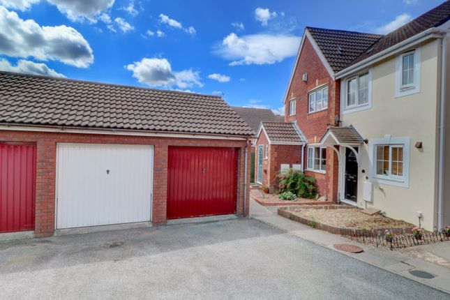 Thumbnail End terrace house for sale in Cleobury Close, Redditch