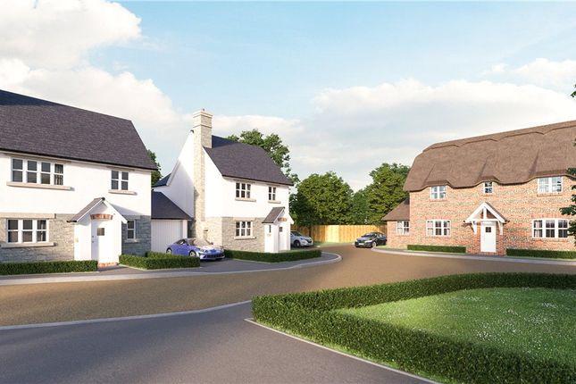 Thumbnail Detached house for sale in East Farm Lane, Owermoigne, Dorchester, Dorset