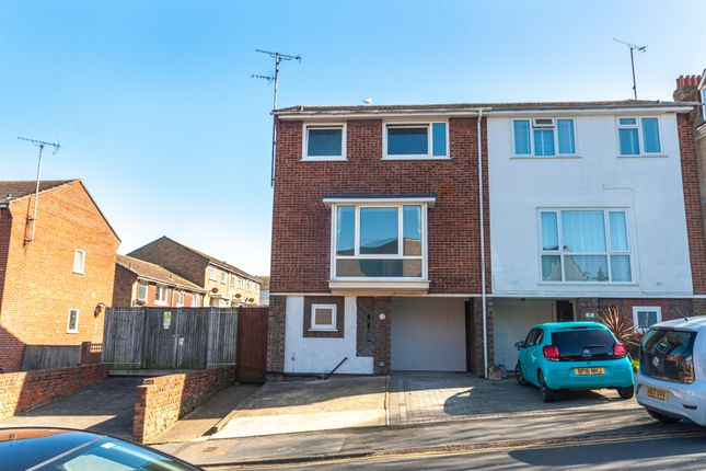 Thumbnail Semi-detached house to rent in Church Hill, Newhaven, East Sussex