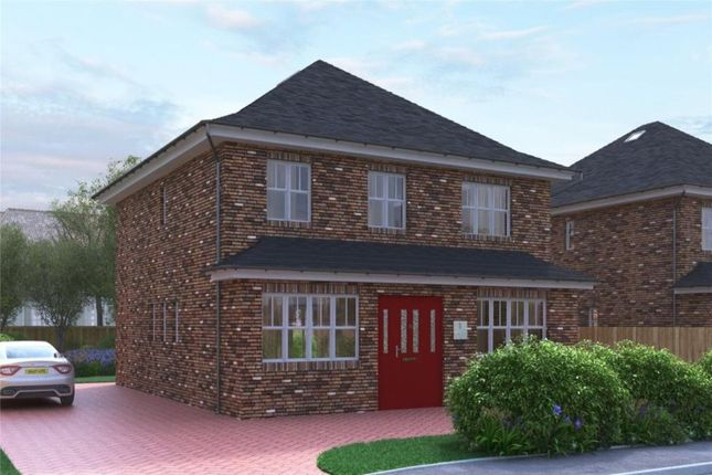 Thumbnail Detached house for sale in The Bowlands Fell View, Garstang, Preston