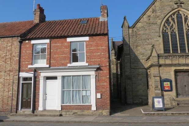 Thumbnail Property to rent in Maltongate, Thornton Dale, Pickering