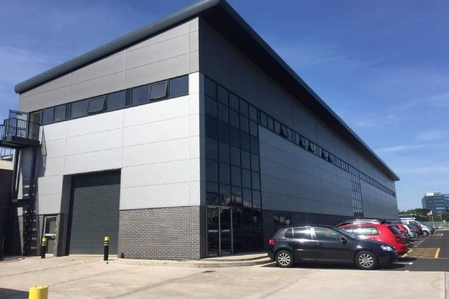 Thumbnail Light industrial to let in Ground Floor 40 Birmingham Road, West Bromwich