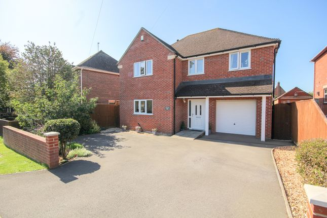 Thumbnail Detached house for sale in Hillgrove Avenue, Yeovil
