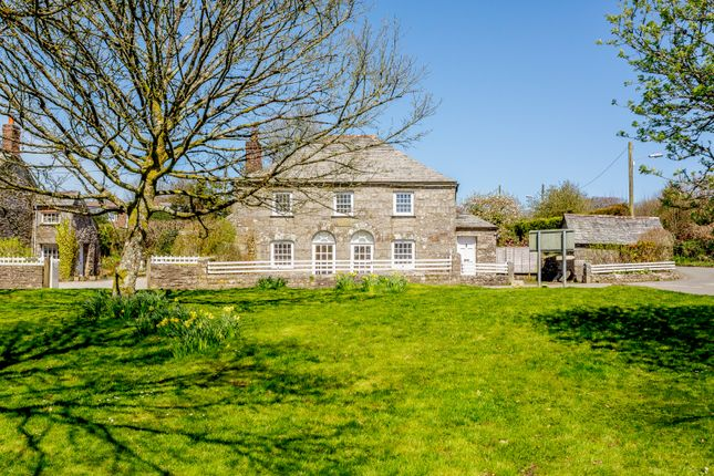 Thumbnail Detached house for sale in Blisland, Bodmin