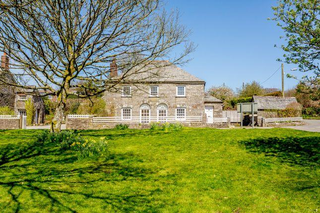 Detached house for sale in Blisland, Bodmin