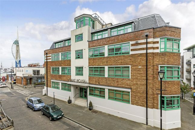 Thumbnail Flat for sale in Quay House, Broad Street, Portsmouth, Hampshire