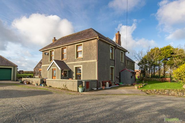 Thumbnail Farmhouse for sale in Talbenny, Haverfordwest
