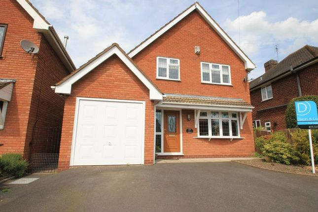 Thumbnail Detached house for sale in Cannock Road, Penkridge, Stafford